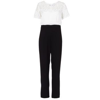 Abbigliamento Donna Tuta jumpsuit / Salopette Molly Bracken YURITOE Nero / Bianco