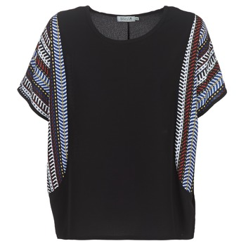Abbigliamento Donna Top / Blusa Molly Bracken VEVE Nero