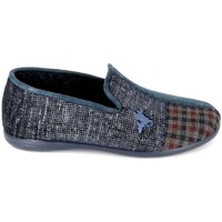 Scarpe Uomo Pantofole Boissy Pantoufle JH56257 Marine Blu