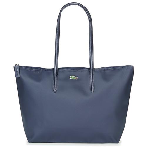 Borse Donna Tote bag / Borsa shopping Lacoste L 12 12 CONCEPT Marine