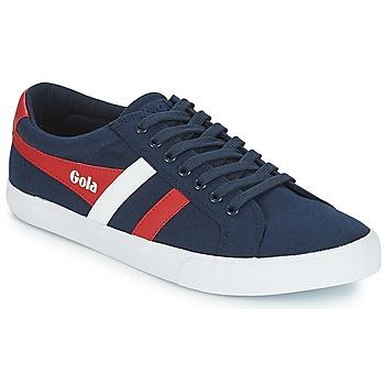 Scarpe Uomo Sneakers basse Gola VARSITY Marine / Bianco / Rosso