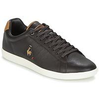 Scarpe Uomo Sneakers basse Le Coq Sportif COURTCRAFT S LEA Nero