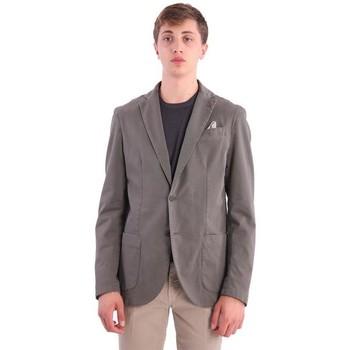 Abbigliamento Uomo Giacche Yan Simmon GIACCA ALBERT COLOR FANGO Brown
