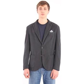 Abbigliamento Uomo Giacche da completo Yan Simmon GIACCA ALBERT COLOR GRIGIO PIOMBO Grey