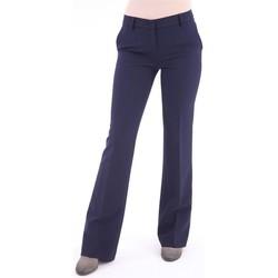 Abbigliamento Donna Chino White.7 PANTALONE  BLU Blue