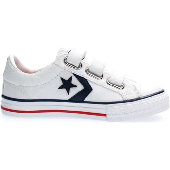 Scarpe Sneakers basse Converse 315660 STAR PLAYER SNEAKERS Unisex Junior WHITE WHITE