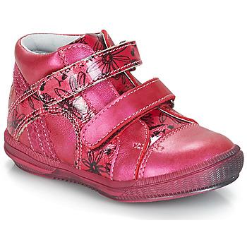 Scarpe Bambina Stivaletti GBB ROXANE Rosa