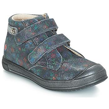 Scarpe Bambina Sneakers alte GBB RACHEL Grigio