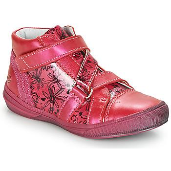Scarpe Bambina Sneakers alte GBB RADEGONDE Rosa