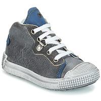 Scarpe Bambino Sneakers alte GBB RONALD Grigio