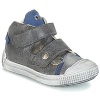 Scarpe Bambino Sneakers alte GBB ROMULUS Grigio