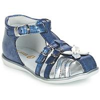 Scarpe Bambina Sandali GBB SHANICE Blu