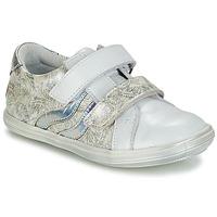 Scarpe Bambina Sneakers basse GBB SHEILA Bianco