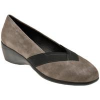 Scarpe Donna Mocassini Stonefly 103171 Confort Mocassini grigio