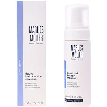 Bellezza Maschere &Balsamo Marlies Möller Volume Liquid Hair Keratin Mousse  150 ml