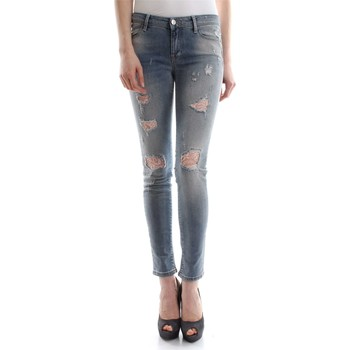 Abbigliamento Donna Jeans slim Met COLLY D1121 E129 6438 DENIM LIGHT BLUE