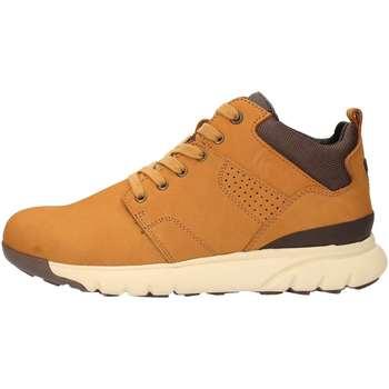 Scarpe Uomo Sneakers alte Lumberjack SM34505-002 GIALLO