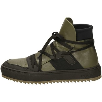 Scarpe Uomo Sneakers alte Pha Paris 820 Sneakers Alte Uomo Verde Verde