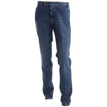 Abbigliamento Uomo Jeans dritti Rota JEANS  BLU DENIM IN TELA GIAPPONESE Blue