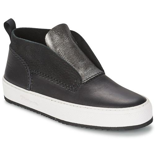 Barleycorn CLASSIC Nero  Scarpe Sneakers alte Donna 119,40