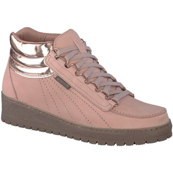 Scarpe Donna Sneakers alte Mephisto LAURIE Rosa
