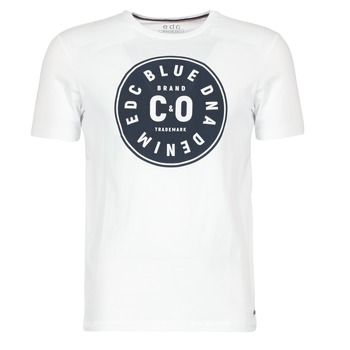 Abbigliamento Uomo T-shirt maniche corte Esprit GRAHAM Bianco