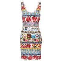 Abbigliamento Donna Abiti corti Desigual OCONDE Multicolore