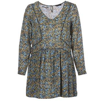 Abbigliamento Donna Abiti corti Kaporal VERA Beige / Multicolore