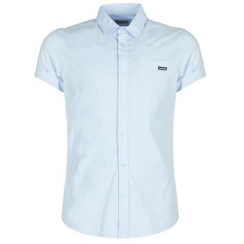 Abbigliamento Uomo Camicie maniche corte Kaporal LOGIK Blu
