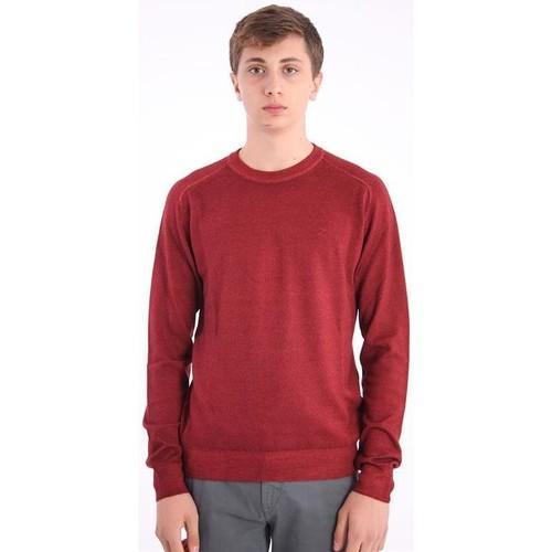 Maglione Abbigliamento Rosso Etro In Lana Merinos Scuro Red doxeCWrB