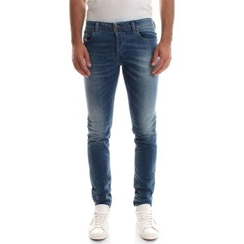 Abbigliamento Uomo Jeans slim Diesel SLEENKER L.32 JEANS Uomo DENIM MEDIUM BLUE DENIM MEDIUM BLUE