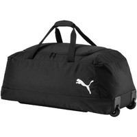 Borse Borse da sport Puma Pro Training II Medium Wheel Bag Nero