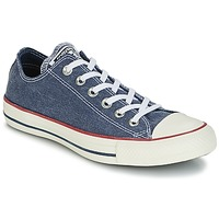 Scarpe Sneakers basse Converse Chuck Taylor All Star Ox Stone Wash Marine