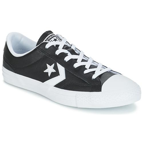 Converse STAR PLAYER OX Black  Scarpe Sneakers basse Uomo 80