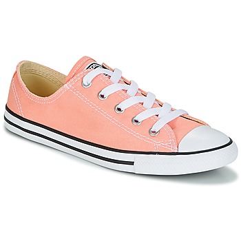 Scarpe Donna Sneakers basse Converse Chuck Taylor All Star Dainty Ox Canvas Color Rosa