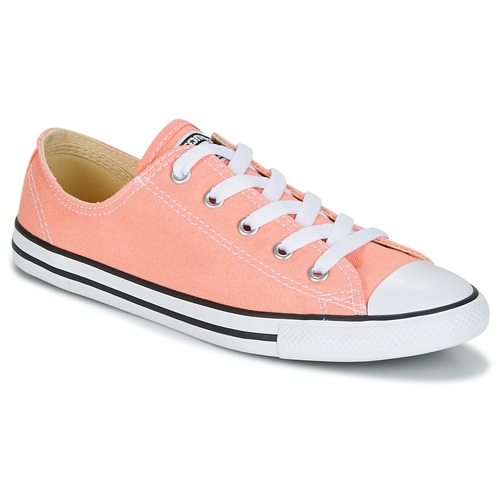 Converse Chuck Taylor All Star Dainty Ox Canvas Color Rosa     basse Donna 52