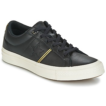 Scarpe Sneakers basse Converse One Star Nero