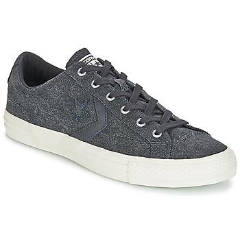 Scarpe Uomo Sneakers basse Converse Star Player Ox Fashion Textile Grigio