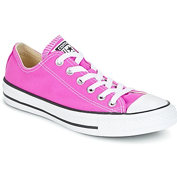 Scarpe Donna Sneakers basse Converse Chuck Taylor All Star Ox Seasonal Colors Rosa