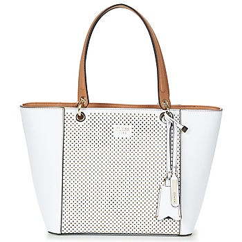 Borse Donna Tote bag / Borsa shopping Guess KAMRYN TOTE Bianco