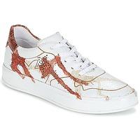 Scarpe Donna Sneakers basse Felmini CRASKY Bianco / Rosso