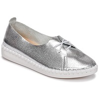 Scarpe Donna Derby LPB Shoes DEMY Argento