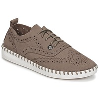 Scarpe Donna Derby LPB Shoes DIVA Taupe