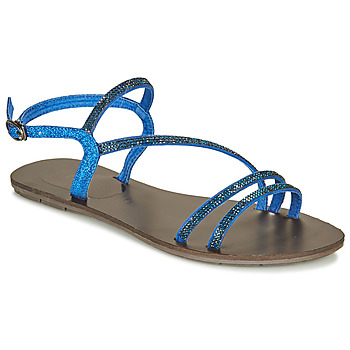 Scarpe Donna Sandali LPB Shoes NELLY Blu