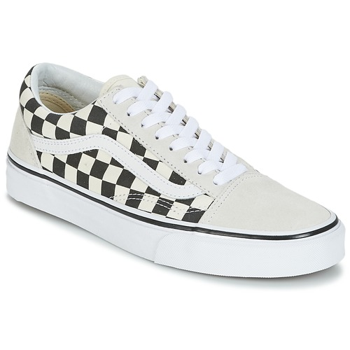 Gratuita Consegna Scarpe Skool Basse BiancoNero 8000 Vans Old Sneakers 13lJ5uFTKc