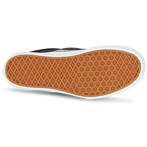 Platform Donna 6000 Nero Consegna Vans Gratuita On Scarpe on Slip Slip wkO0Pn