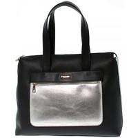 Borse Donna Borse a spalla Pollini Shopping bag  4543 nero,marrone,multicolore