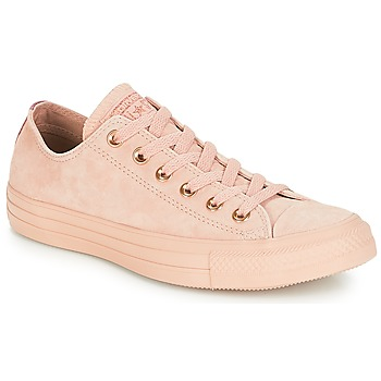 Scarpe Donna Sneakers basse Converse Chuck Taylor All Star-Ox Beige