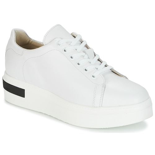 Sweet Lemon Sneakers basse BISTRO spartoo-shoes bianco Sportivo