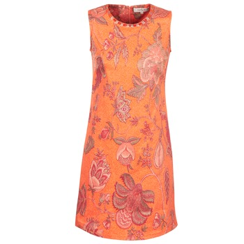 Abbigliamento Donna Abiti corti Derhy ANTILLAIGAN Arancio